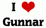 I Love Gunnar
