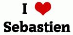 I Love Sebastien