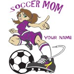 PERSONALIZED SOCCER MOM
