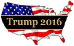 Trump 2016 USA