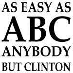 ABC Anti Clinton