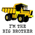 I'm The Big Brother Dump Truck