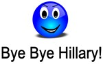 Bye Bye Hillary