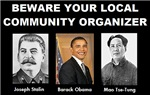Beware of community organizers