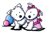 Wendell & Willow Westies