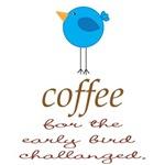 Blue Bird Coffee Funny