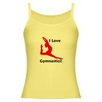 Gymnastics Apparel - Tank Tops