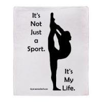 Gymnastics Blankets, Duvets, Pillow Cases, Ottoman