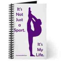 Gymnastics Journals and Clipboards