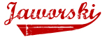 Jaworski (red vintage)