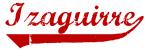 Izaguirre (red vintage)