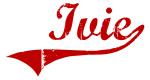 Ivie (red vintage)