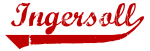 Ingersoll (red vintage)