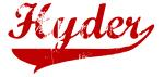 Hyder (red vintage)