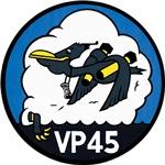 Patrol Squadron VP 45 US Navy Ships
