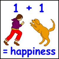 1+1 = HAPPINESS T-SHIRTS & GIFTS