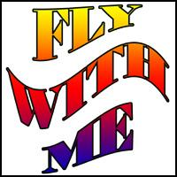 FLY WITH ME KITE FLYING T-SHIRTS & GIFTS