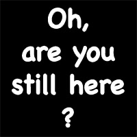 STILL HERE T-SHIRTS & GIFTS