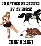 Cowgirl Dumped Pinup