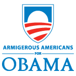 Armigerous Americans for Obama