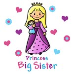 Princess Big Sister (Blonde)
