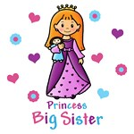 Princess Big Sister (Red Hair)