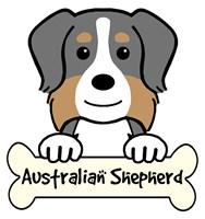 Personalized Australian Shepherd