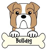 Personalized Bulldog
