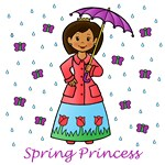 Spring Princess (Dark Skin)