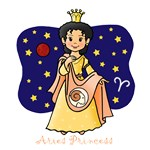 Aries Princess (Black Hair)