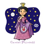 Cancer Princess (Black Hair)