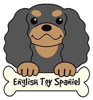 Personalized English Toy Spaniel