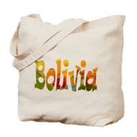 Bolivia Totebags