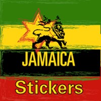 Rasta Stickers