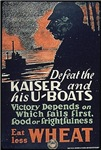 Defeat the Kaiser and His U-boats
