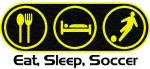 Eat Sleep Soccer 4