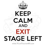 Keep Calm and Exit Stage Left