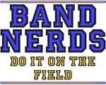 Band Nerds Do It On The Field