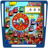 Gottlieb® World Fair
