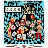 Gottlieb® Spin-A-Card