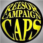 Reesor Campaign Caps