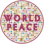 Happy Faces World Peace 2 R