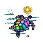 SEA TURTLE #1