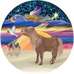 Christmas Star<br>Shetland Pony