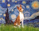 STARRY NIGHT<br>& Basenji