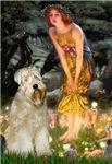 MIDSUMMER'S EVE<br>& Wheaten Terrier
