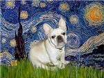 STARRY NIGHT<br>& Fawn French Bulldog