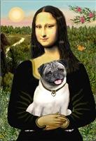 MONA LISA<br>(With Pug #18)