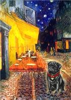 TERRACE CAFE<br>& Black Pug