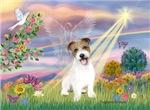 CLOUD ANGEL<br>& Jack Russell Terrier